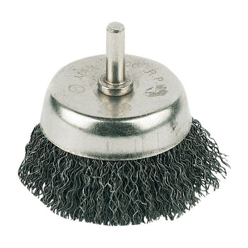 Silverline PB03 Rotary Steel Wire Cup Brush 50mm